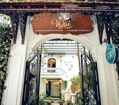 The most Famous Vegetarian Restaurant in Hanoi