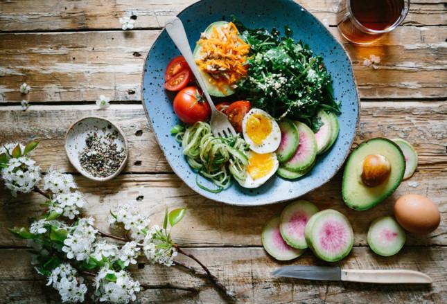Ăn chay tốt hơn ăn mặn ở những điểm nào?