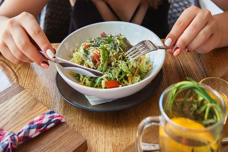 Mối liên hệ mật thiết giữa ăn chay với sức khỏe – có thể bạn chưa biết