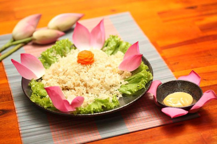 nhà hàng chay Hà Nội