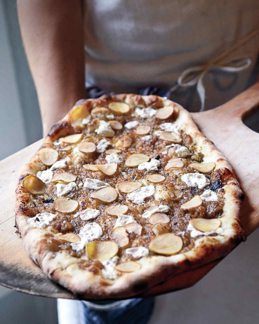 banh pizza chay - 1