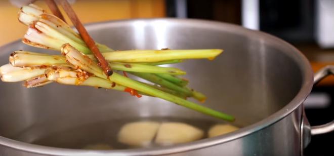 cách nấu bún bò huế chay ngon nhất - 1