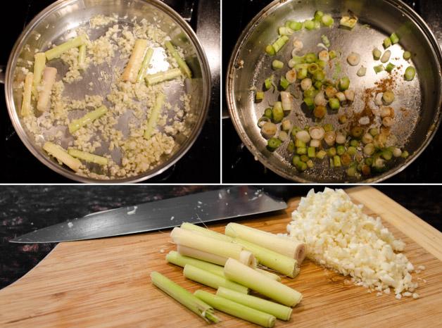 cách nấu bún bò chay đơn giản