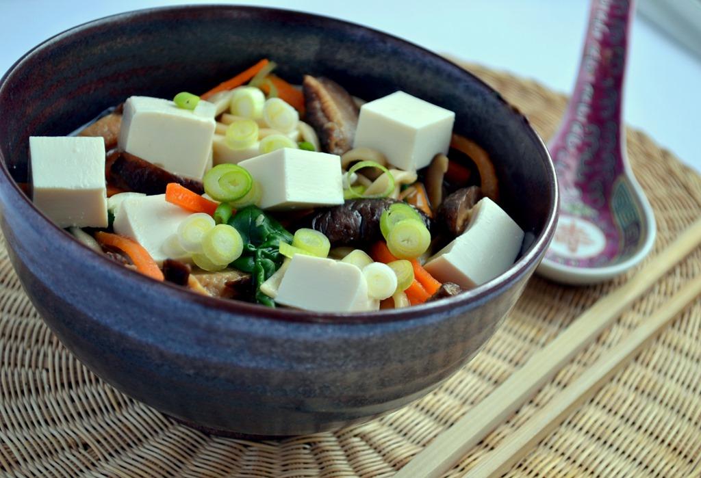 món chay ngon từ đậu hũ